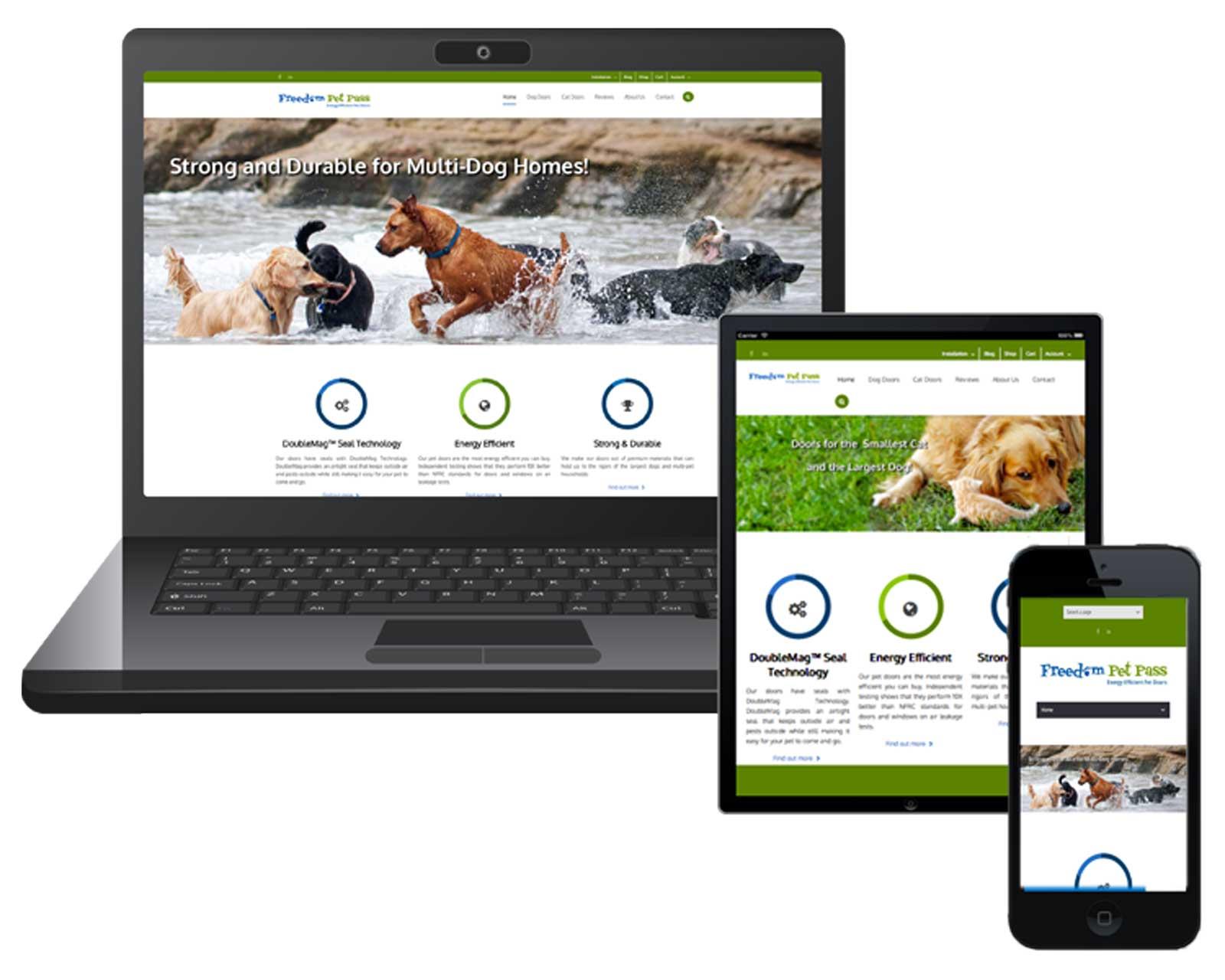 Freedom Pet Pass Websites