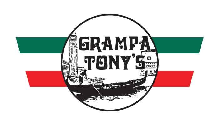 Grampa Tony's Logo
