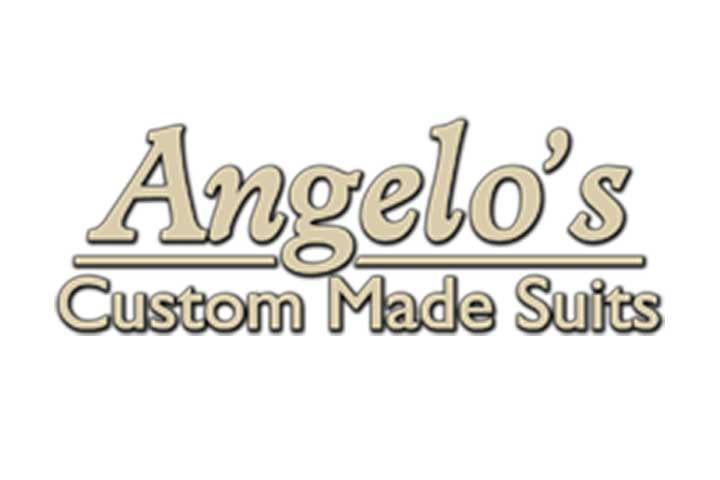 Angelo's Custom Made Suits logo