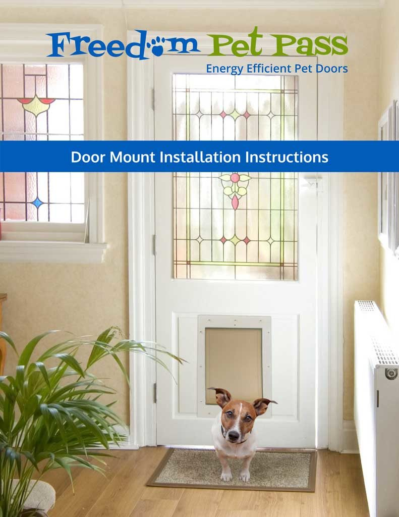 Energy Efficient Dog Doors Gallery Doors Design Modern
