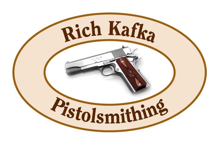 Rich Kafka Pistolsmithing